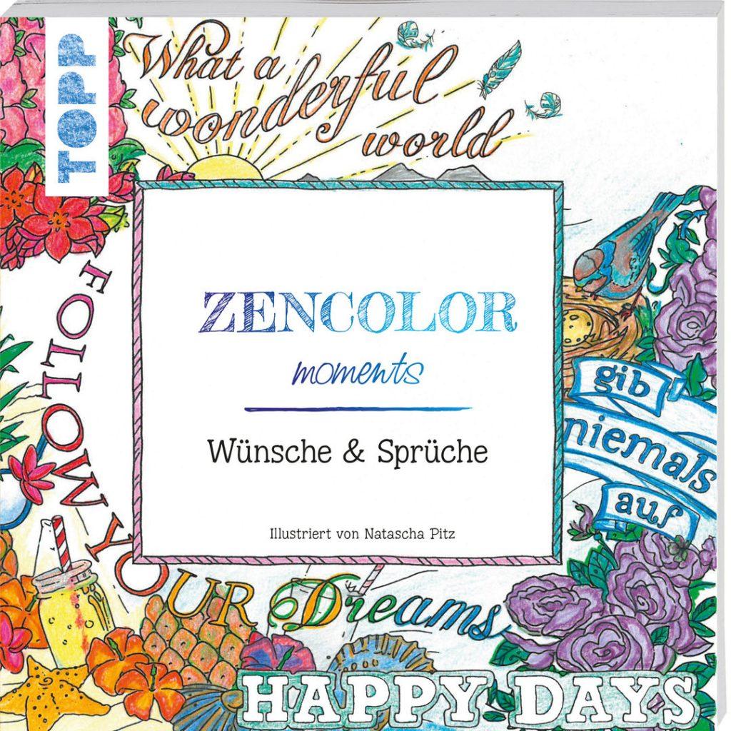 zencolor – wünsche + sprüche | print & picture büchershop