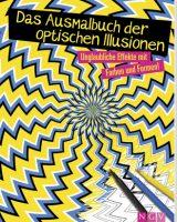 Ausmalbuch der optischen Illusionen