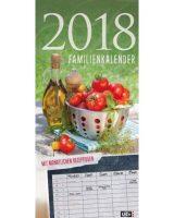 Familienkalender Landhausküche 2018