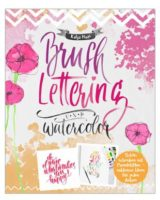 Brushlettering Watercolor – Monbijou