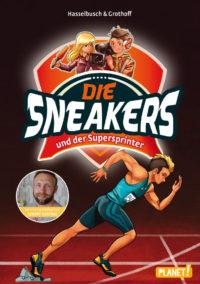 Die Sneakers und der Supersprinter