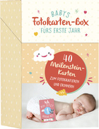 Babys Fotokarten Box