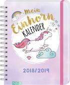 Einhornkalender 2018/2019
