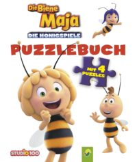 Biene Maja Puzzlebuch