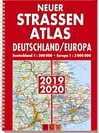 Neuer Straßenatlas 2019/2020