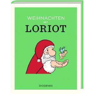 Loriot Weihnachten.Weihnachten Mit Loriot Print Picture Buchershop