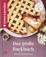 Das große Backbuch – kochen & genießen