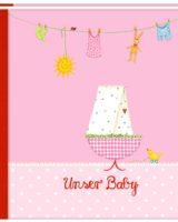 Baby-Album, rosa